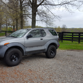 The Isuzu VehiCROSS: A cult icon you should(n't) buy