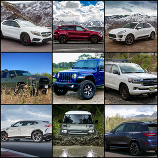 This is the Golden Age for SUVs
