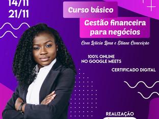 CURSO BÁSICO DE GESTÃO FINANCEIRA PARA NEGÓCIOS