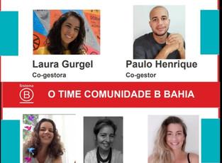 1º Encontro do Conselho da Comunidade B Bahia contou com a  participação de sócios Startei