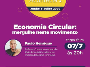 Discutindo Economia Circular