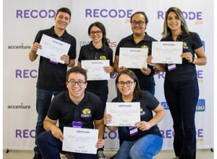 Hackathon Recode Pro 2020 conta com presença de sócio Startei
