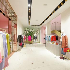 Essentiel Antwerp choisit de déployer la plateforme RFID en cloud de Nedap dans ses boutiques
