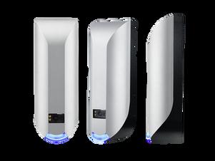 Le lecteur NVITE de Nedap permet une gestion facile des accès, pour divers groupes d'utilisateurs
