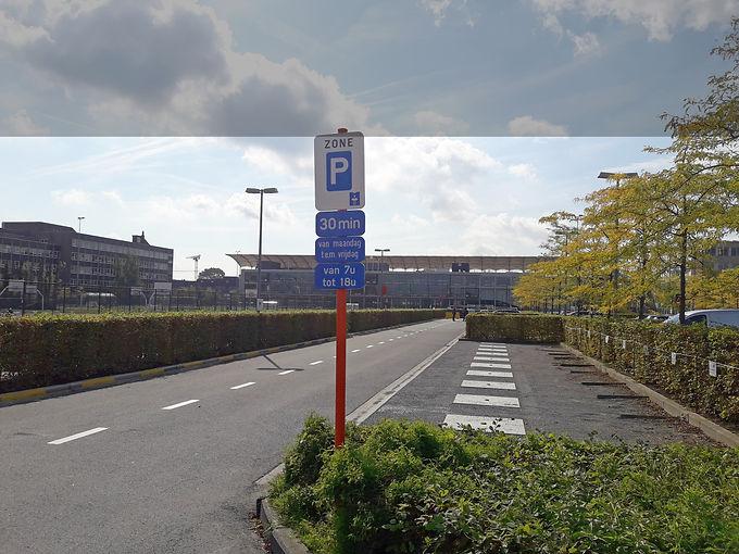 parking université de Gand