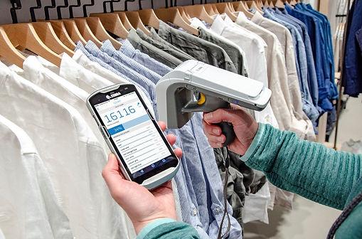 IDCloud en inventaire RFID