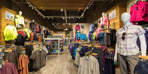 Mountain Warehouse RFID articles