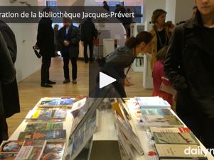 3 000 visiteurs pour inaugurer la bibliothèque du Quasar à Cherbourg équipée Nedap !