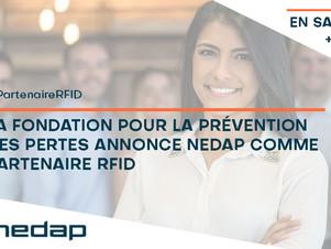 La fondation de la prévention des pertes (LPF) annonce Nedap comme partenaire RFID