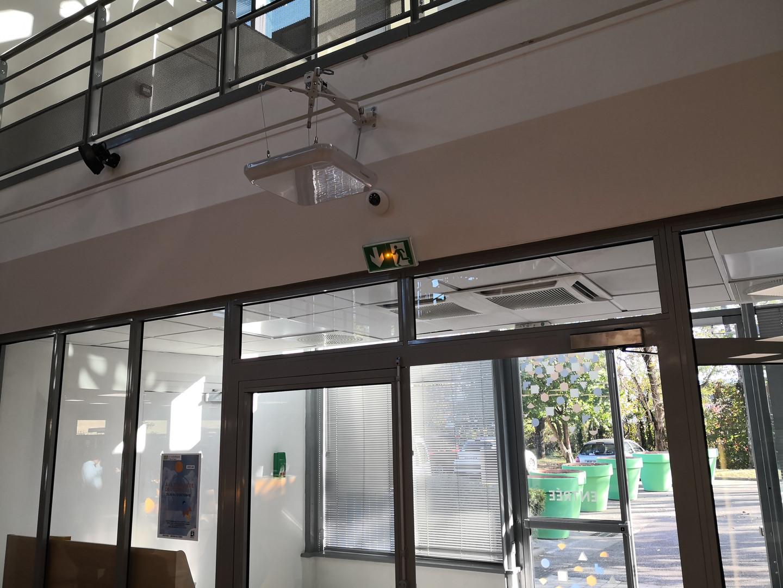Antenne plafond RFID IDTOP