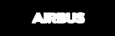 Logo airbus blanc
