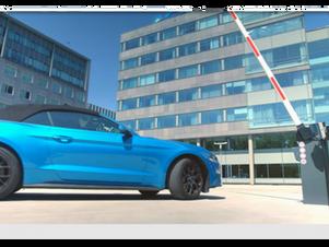 Nedap introduit son nouveau lecteur de plaque d'immatriculation pour contrôler les véhicules