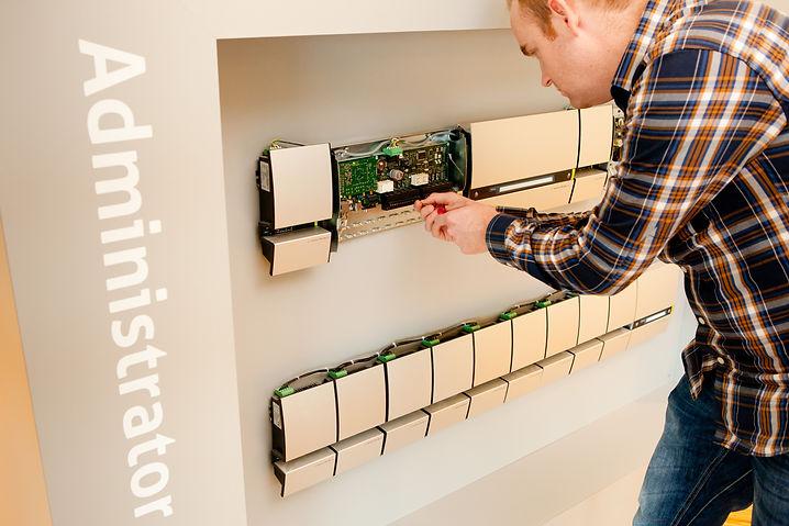 Installation contrôleur UTL classic
