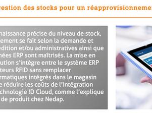 Précision des stocks et augmentation des ventes: River Island et Brandstad font confiance à Nedap en