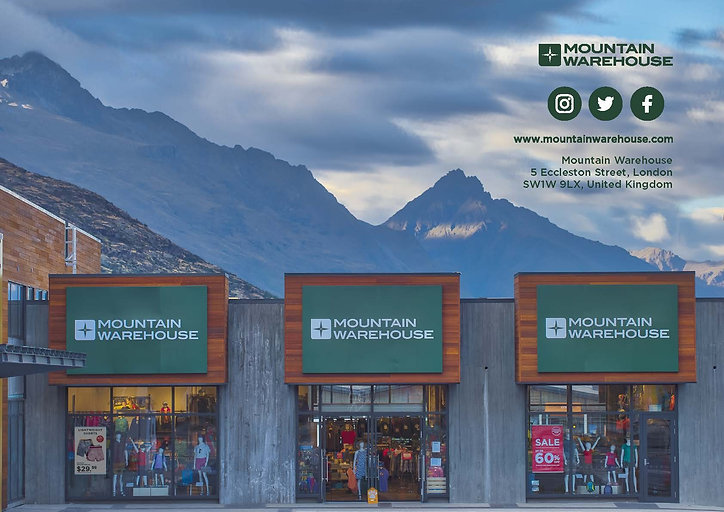 Mountain Warehouse RFID Nedap