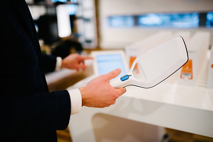 Lecteur RFID IdHand Nedap