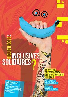 Affiche congrès ABF 2020