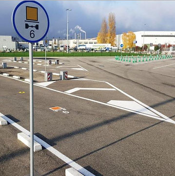 parking sausheim capteurs double technologie Nedap