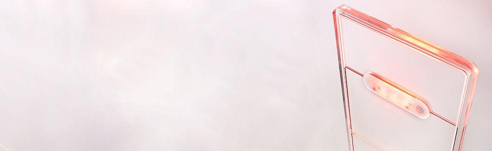 Isense Lumen 33 Plexiglas alarmes