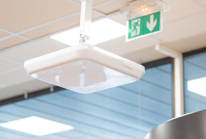 ID Top antivol plafond RFID UHF