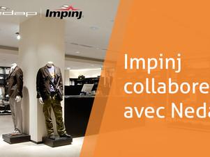 Impinj lance des solutions retail rain rfid en partenariat avec detego, inmotion et nedap.