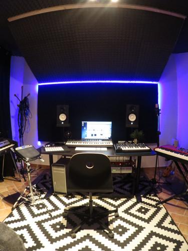 Dan's arranging & production studio