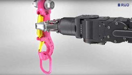 Enhanced Safety & Load Security with the RUD ROV Hook