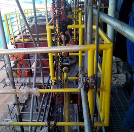 Straightpoint and Crosby Combine on FPSO Project