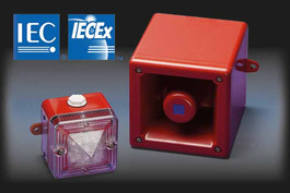 BEKA BEACON AND SOUNDER GAIN IECEX CERTIFICATION