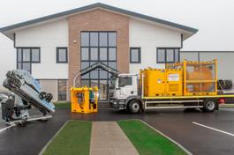Brimmond Group Invest in new large marine crane to rental fleet