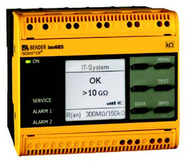 Bender UK — Total Capability in Oil, Gas and Subsea Electrical Safety