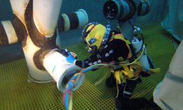 Internationally-Recognised Training and Certification with TWI's Underwater Inspection Courses