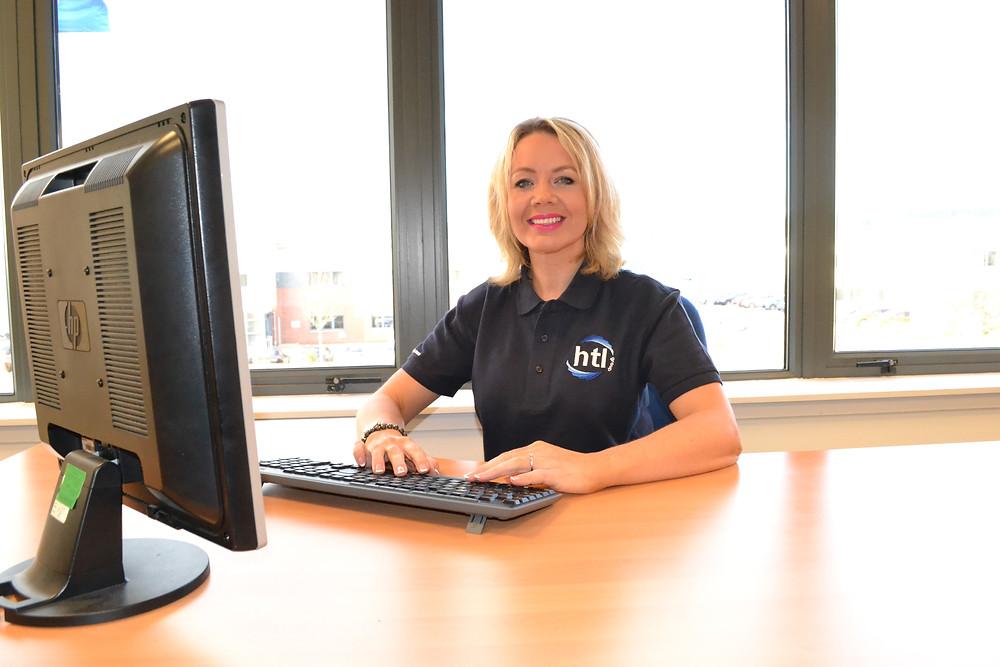 Wendy Bendel, Business Development Manager, HTL Group Scotland