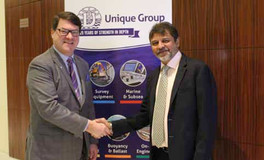 Unique Group Restores Key Dealership Agreement with Kongsberg Maritime for Middle East