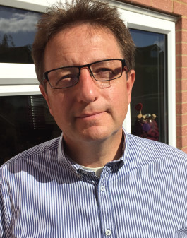 David Payne, New Technical Sales Manager at Fischer Panda UK