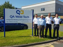 Leading Welding Company Broadens its Horizons