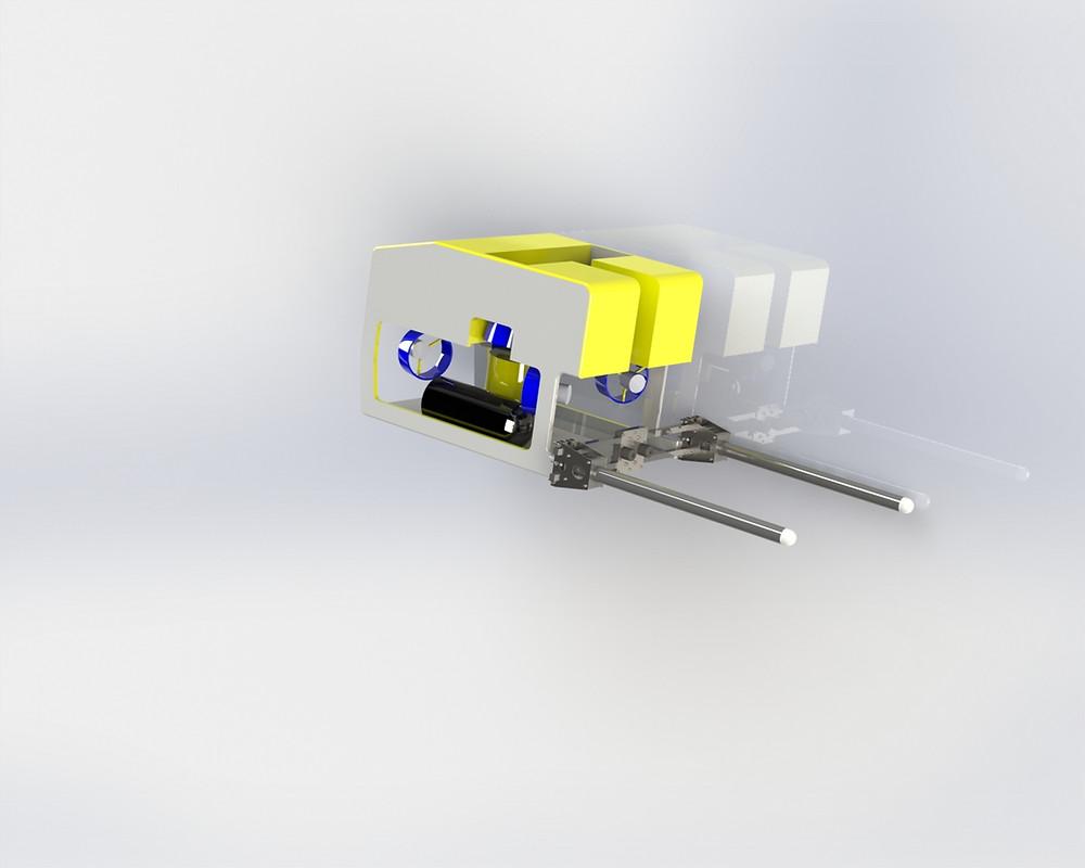 ROV CW 6mm FMD Frame