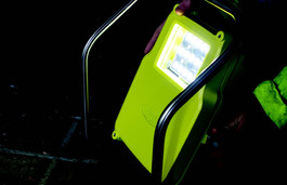Wolf Safety's Lightweight, Rechargeable ATEXLamp Meets Tough North Sea Challenge