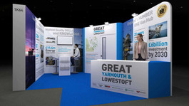 Great Yarmouth Borough Council to showcase area for investment at the largest oil and gas exhibition
