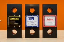 Tensile links on display at LiftEx 2016