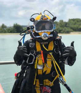 Commercial Diver Training