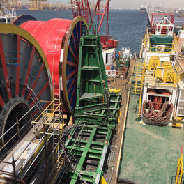 Flowline Specialists Completes Middle East Subsea Project