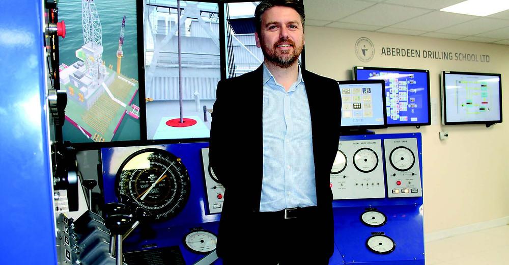 Jason Grant – Managing Director, Aberdeen Drilling School