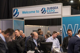 The world's largest annual subsea exhibition and conference. Online registration is now open!