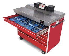 The Level 5 Tool Control System from Snap-on
