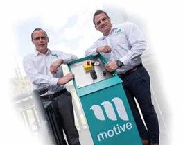 STRONG MOTIVE TO PULL THOUGH TOUGH TIMES SECURES AWARD WIN