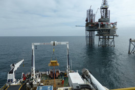 Global Marine Announces Offshore Oil Field Communications Contract With Tampnet