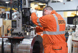 THIS YEAR DESTEC ENGINEERING LTD REACHES 50 YEARS IN BUSINESS WITH GREAT SUCCESS