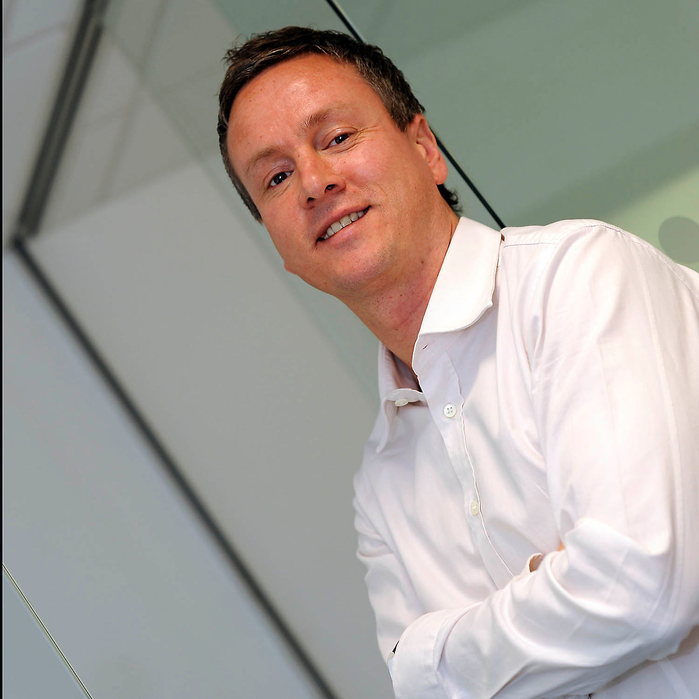 Mark Brown, CEO of Worldwide Recruitment Solutions Ltd (WRS)