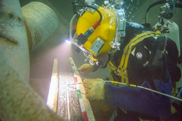 Underwater Inspection at TWI